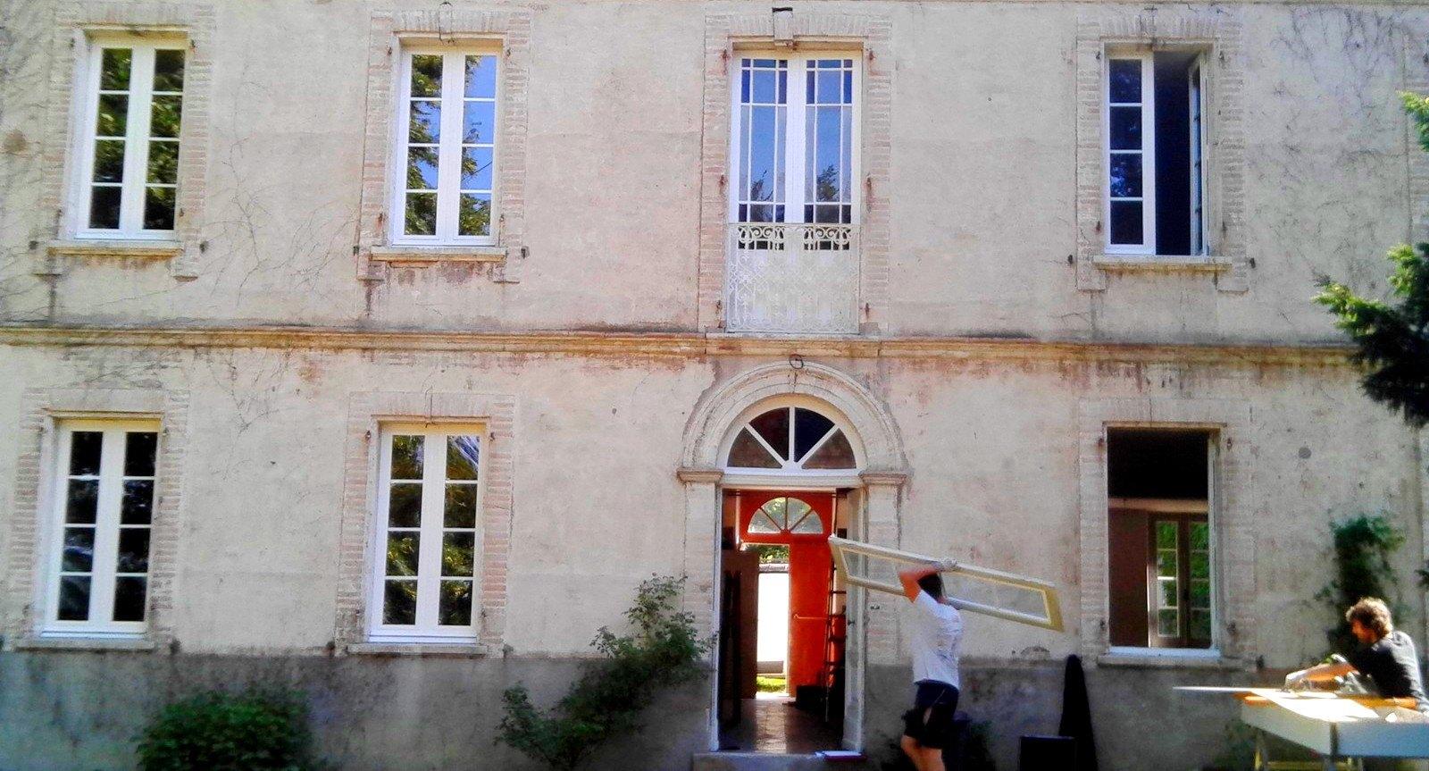 Rénovation Fenêtres Bois Toulouse