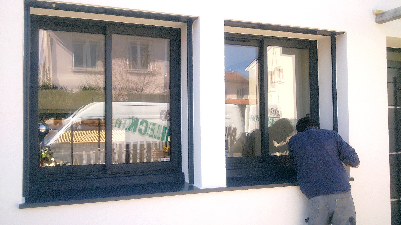 Menuiserie Rge Schleck Nos Réalisations Fenêtres Portes Volets