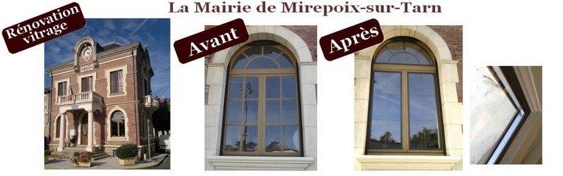 Menuiserie Bois Toulouse : R?nover vos fen?tres bois avec un double-vitrage performant Lire la