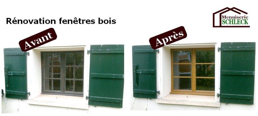 R novation maison menuiserie rge toulouse - Renovation fenetres bois double vitrage ...