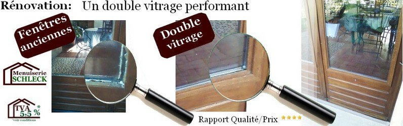 double-vitrage isolation Menuiserie RGE Toulouse