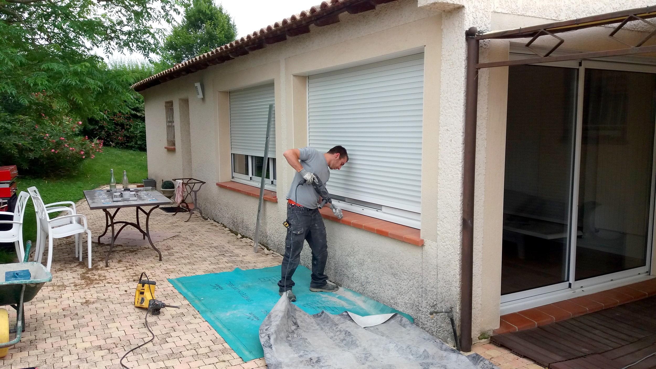 Menuiserie rge toulouse fen tres bois pvc aluminium for Agrandissement fenetre