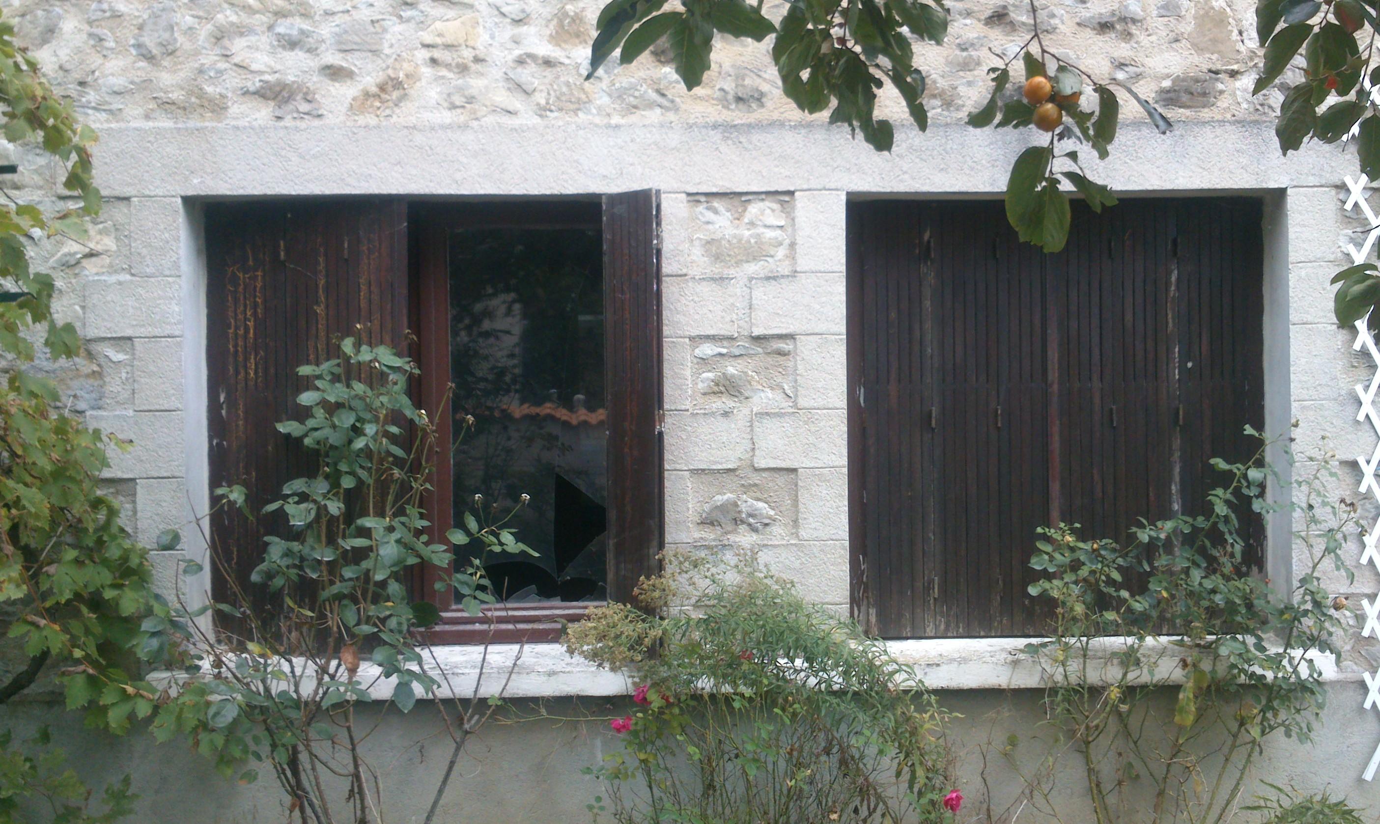 rénovation fenêtres aluminium et volets roulants
