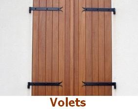 Volets bois, PVC, aluminium, menuiserie SCHLECK RGE